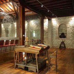 Bodegas Riojanas salon