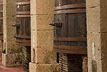 Bodegas Riojanas sala barricas