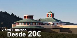 Visitar bodegas Museo Vivanco, Briones, La Rioja